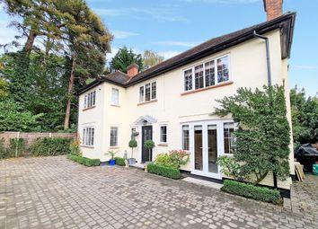 4 bed detached house for sale in Pembroke Road, Woking GU22