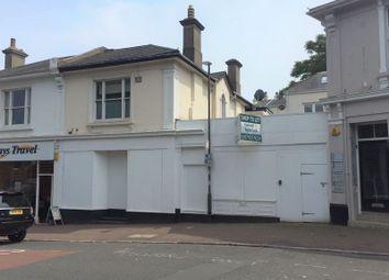 Thumbnail Retail premises to let in Ilsham Mews, Ilsham Road, Torquay