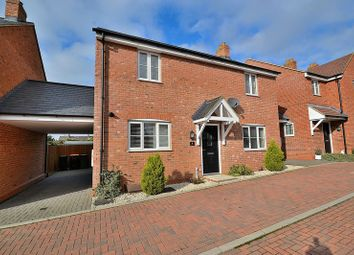 Thumbnail 3 bed detached house for sale in Clifford Close, Hockliffe, Leighton Buzzard