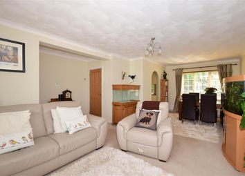 Thumbnail 3 bed detached house for sale in Rosehill, Billingshurst, West Sussex