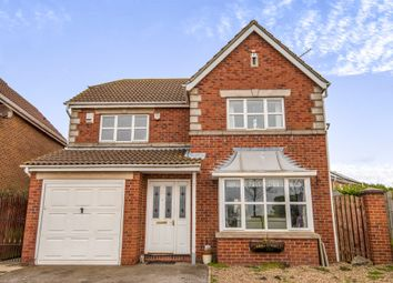 Thumbnail 4 bedroom detached house for sale in Corinthian Way, Victoria Dock, Hull