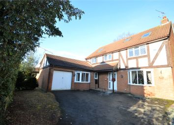 Thumbnail 6 bed detached house for sale in Somerville Close, Wokingham, Berkshire