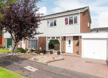 Thumbnail 3 bed property for sale in Threipmuir Gardens, Balerno
