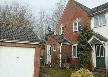 Thumbnail 3 bed end terrace house for sale in Thomas Close, Ledbury