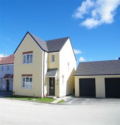 Thumbnail 3 bed detached house for sale in Turnberry Close, Hubberston, Milford Haven