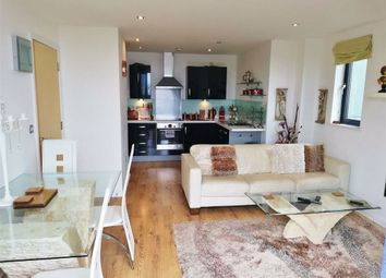 Thumbnail 2 bed flat for sale in South Quay Kings Road, Marina, Swansea