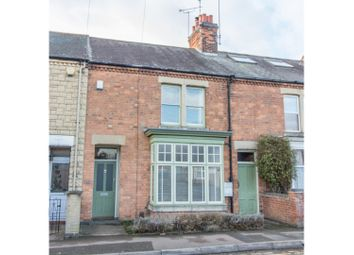 Thumbnail 3 bed terraced house for sale in Clarence Street, Market Harborough