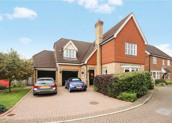 Thumbnail 4 bed detached house for sale in Harnham Drive, Great Notley, Braintree, Essex