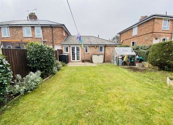 Thumbnail Semi-detached bungalow for sale in Cheshire View, Wrexham