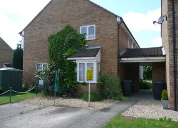 Thumbnail 2 bed terraced house to rent in Lincoln Crescent, Biggleswade