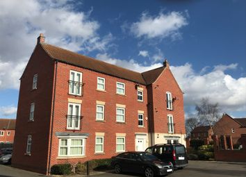 Thumbnail 2 bed flat for sale in Moorhen Close, Witham St. Hughs, Lincoln
