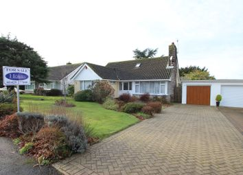Thumbnail 4 bed detached bungalow for sale in Earlsdon Way, Christchurch