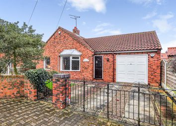 Thumbnail 3 bed detached house for sale in Northfield Lane, Riccall, York