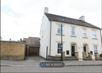 Thumbnail 3 bedroom semi-detached house to rent in Earnshaw Drive, Hitchin