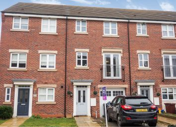 Thumbnail 4 bedroom town house for sale in Bishops Gate, Lincoln