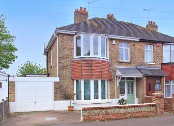 Thumbnail 4 bedroom semi-detached house for sale in Hillsboro Road, Bognor Regis