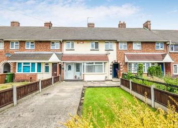 Thumbnail 3 bed terraced house for sale in Cavendish Road, Walsall, West Midlands