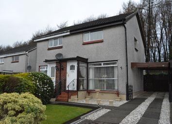 Thumbnail 2 bedroom semi-detached house for sale in Morrison Avenue, Bonnybridge, Falkirk