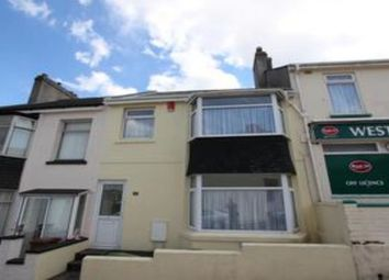 Thumbnail 3 bed property to rent in West Hill Road, Mutley, Plymouth