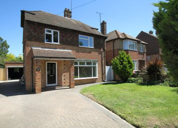 Thumbnail 3 bed detached house to rent in New Dover Road, Canterbury