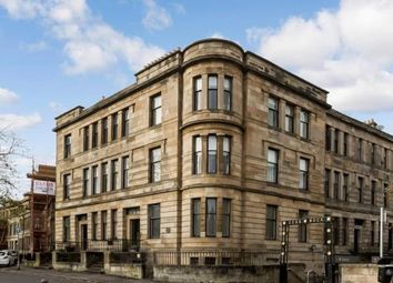 Thumbnail 2 bed flat for sale in Walmer Crescent, Ibrox, Glasgow