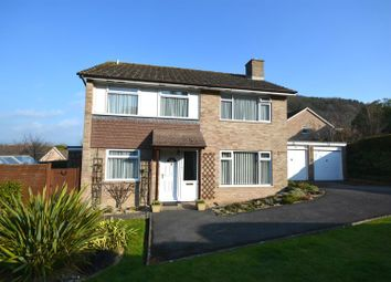 Thumbnail 4 bed detached house for sale in Claremont Gardens, Bridport