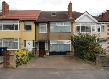 Thumbnail 4 bed terraced house for sale in Summit Road, Northolt Village