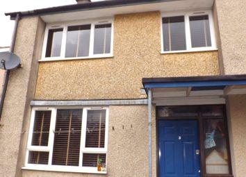 Thumbnail 3 bed end terrace house for sale in Ffordd Lligwy, Moelfre, Ynys Môn