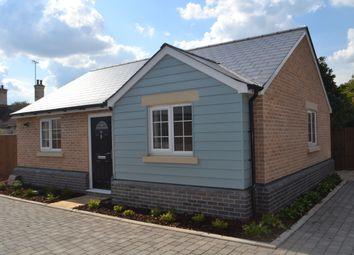 Thumbnail 2 bed detached bungalow to rent in Alpha Terrace, Trumpington, Cambridge