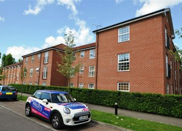 Thumbnail 2 bedroom flat for sale in Bridge Court, Welwyn Garden City, Hertfordshire