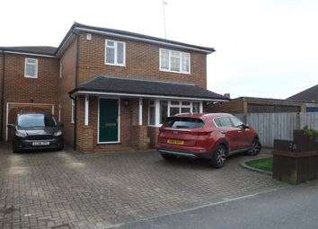 Thumbnail 4 bed detached house for sale in Lovers Walk, Dunstable