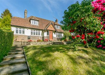 Thumbnail 3 bed detached house for sale in Hosey Hill, Westerham, Kent