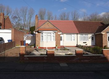 Thumbnail 2 bed bungalow for sale in Woodlands, Throckley, Newcastle Upon Tyne