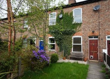 Thumbnail 2 bed terraced house to rent in Cotton Hill, Withington