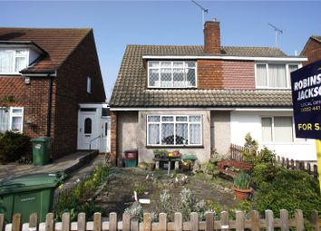 Thumbnail 3 bed semi-detached house for sale in Woolwich Road, Belvedere, Kent