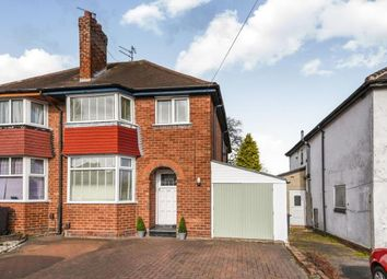 Thumbnail 3 bedroom semi-detached house for sale in Farlow Road, Northfield, Birmingham, West Midlands