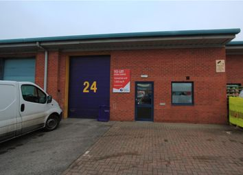 Thumbnail Light industrial to let in Unit 24, Beacon Court, New Ollerton, Newark