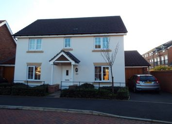 Thumbnail 4 bed detached house to rent in Hillside Close, Weston, Crewe