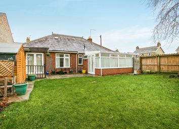 Thumbnail 3 bed detached bungalow for sale in York Road, Chatteris