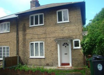 Thumbnail 1 bed flat to rent in Mayfield Road, Dagenham
