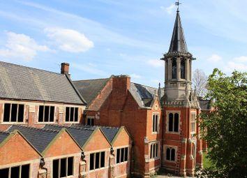 Thumbnail 2 bed flat for sale in Plot 13, King Edward VI School, London Road, Retford