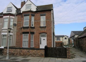 Thumbnail 4 bed semi-detached house for sale in Beechwood Avenue, Wallasey, Wirral