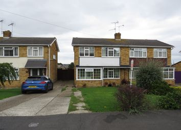 Thumbnail 3 bed semi-detached house for sale in The Ridgeway, Dovercourt, Harwich