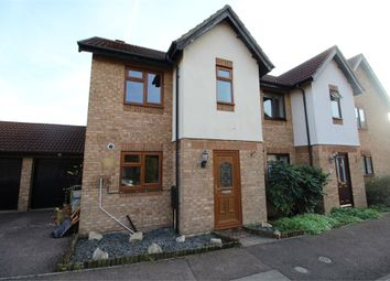 Thumbnail 3 bedroom end terrace house for sale in Groombridge, Kents Hill, Milton Keynes
