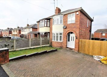 Thumbnail 3 bed semi-detached house for sale in Redhall Road, Gornal Wood, Dudley