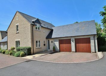 Thumbnail 4 bed detached house for sale in Brighthampton, Near Standlake, Malthouse Lane