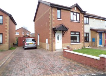 Thumbnail 3 bed end terrace house for sale in Morar Drive, Clydebank