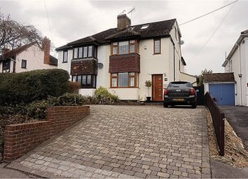 Thumbnail 4 bed semi-detached house for sale in West End, Sevenoaks