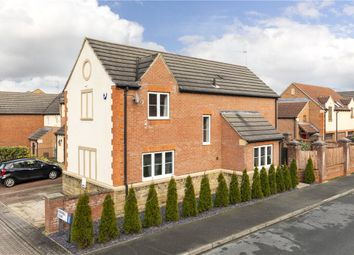 Thumbnail 4 bed link-detached house for sale in Bramble Court, Pool In Wharfedale, Otley