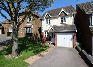 Thumbnail 3 bed detached house for sale in Shorewood Close, Warsash, Southampton